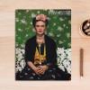 Frida Kahlo Vintage Poster Canvas Print