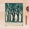 Green Deep Forest Canvas Print