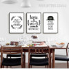 There is No Place Like Home Quote Prints