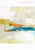 Abstract Sky Multicolor Cloud Watercolor Print