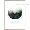 Deep Forest Design Canvas Print