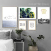 Some Things Take Time Stay Stockholm Flying Birds Plants Oversized Wall Art