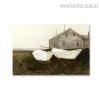 Bone White Famous Artists Still Life Landscape Artwork