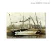 Riverboat Famous Artists Still Life Landscape Artwork