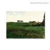 New Grass Famous Artists Still Life Landscape Scandinavian Artwork