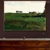 New Grass Famous Artists Still Life Landscape Scandinavian Painting Print for Room Wall Garnish