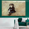 Rare Famous Artists Still Life Landscape Scandinavian Painting Print for Lounge Room Wall Getup