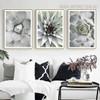 Cactus Botanical Modern Scandinavian Painting Print for Living Room Wall Disposition