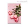 Roses Floral Modern Artwork