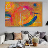 Colorific Art Abstract Oil Painting for Living Room Wall Decor