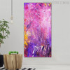 Lineaments Abstract Modern Oil Painting for Home Wall Ornament