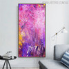 Lineaments Abstract Modern Oil Painting for Wall Decor