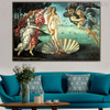 The Birth of Venus Oil Painting Reproductions for Living Room Wall Flourish