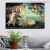 The Birth of Venus Oil Painting Reproductions for Lounge Room Wall Garnish