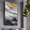 Firmament Abstract Modern Nature Handmade Canvas Portraiture for Room Wall Getup