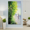 Spring Nature Handmade Canvas Art for Home Wall Finery