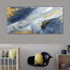 Vibrant Abstract Handpainted Canvas for Lounge Room Wall Disposition