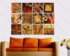 Tree Branch Design Canvas - 12 Panel