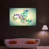 Colorful Scorpio