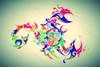 Multicolor Scorpio