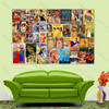 Abricotine Vintage Poster Collage