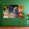 May Belfort Vintage Poster