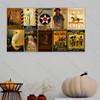 War Chest Vintage Poster Collage