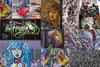 The Frog Graffiti Street Art