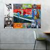 YAAM Street Art Collage