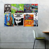 YAAM Graffiti Street Art Collage