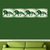Greenish Lion Animal