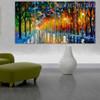 4 Piece Paintings