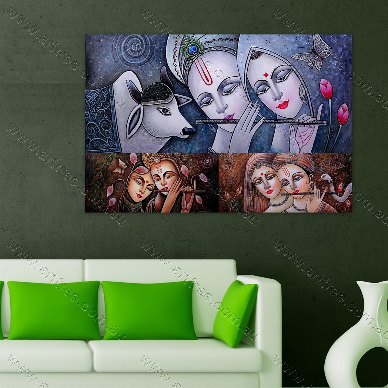 Lord Radha Krishna Series