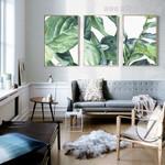 Plant Life Leaf Design