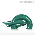 Ripple Modern Abstract Resin Material Statue Online