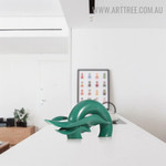 Ripple Modern Abstract Resin Material Sculpture Home Décor Statue Online