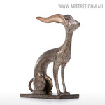 Mythological Animal Aluminum Material Home Décor Statue Online