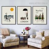 Tips to Buy Phenomenal Cityscape Canvas Prints