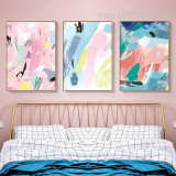 Contemporary Bedroom Wall Art Canvas Ideas