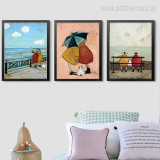 Bring Ethnicity to Your Decor with Nordic Art Prints