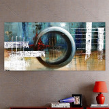 Fill In Your Bedroom Space with Panoramic Paintings