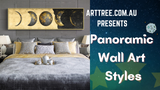 Panoramic Wall Art Styles Video