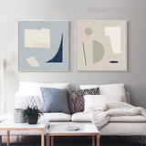 Effortlessly Beautiful 2 Piece Wall Art for your Home