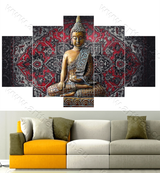 Serene Calm Buddha Prints for Office or Home