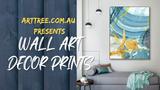 Wall Decor Art Prints Video