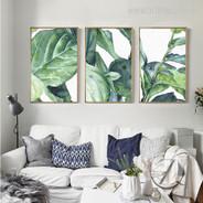 Palm Leaf Art