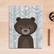 Bear Animal Wall Print
