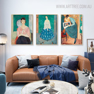 3 Piece Wall Art