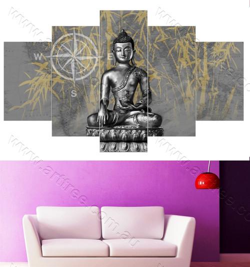 Grey Buddha