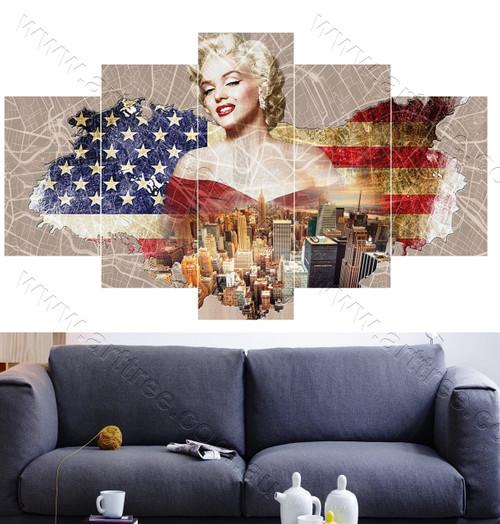 Marilyn Monroe America